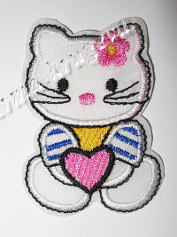 Аппликация Hello Kitty 4х6 см